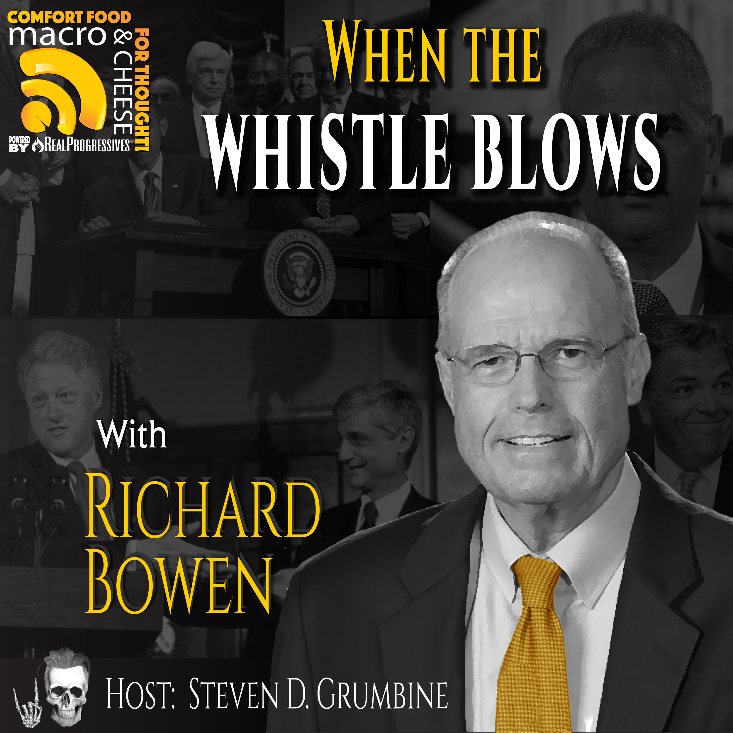 When the Whistle Blows with Richard Bowen