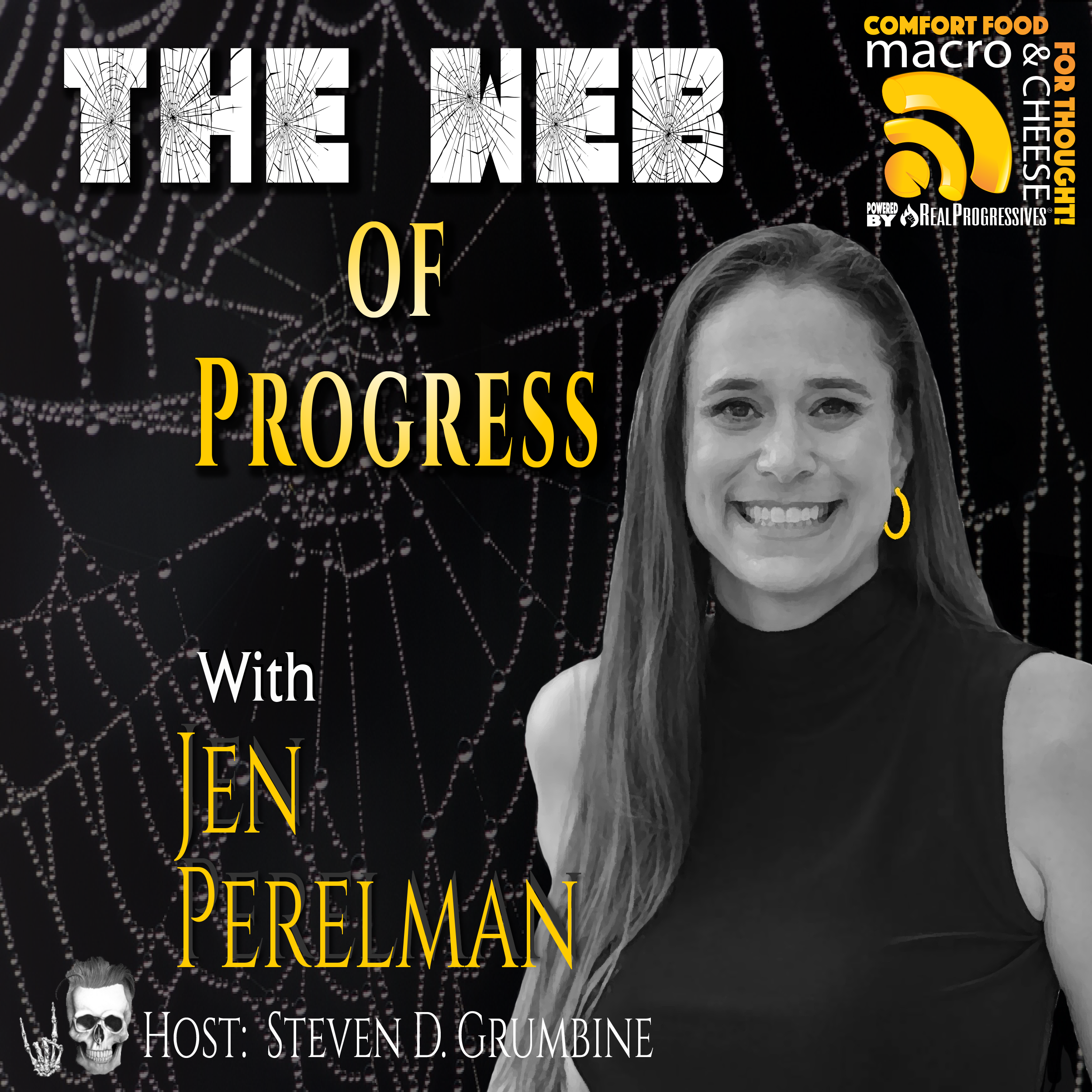 The Web of Progress with Jen Perelman