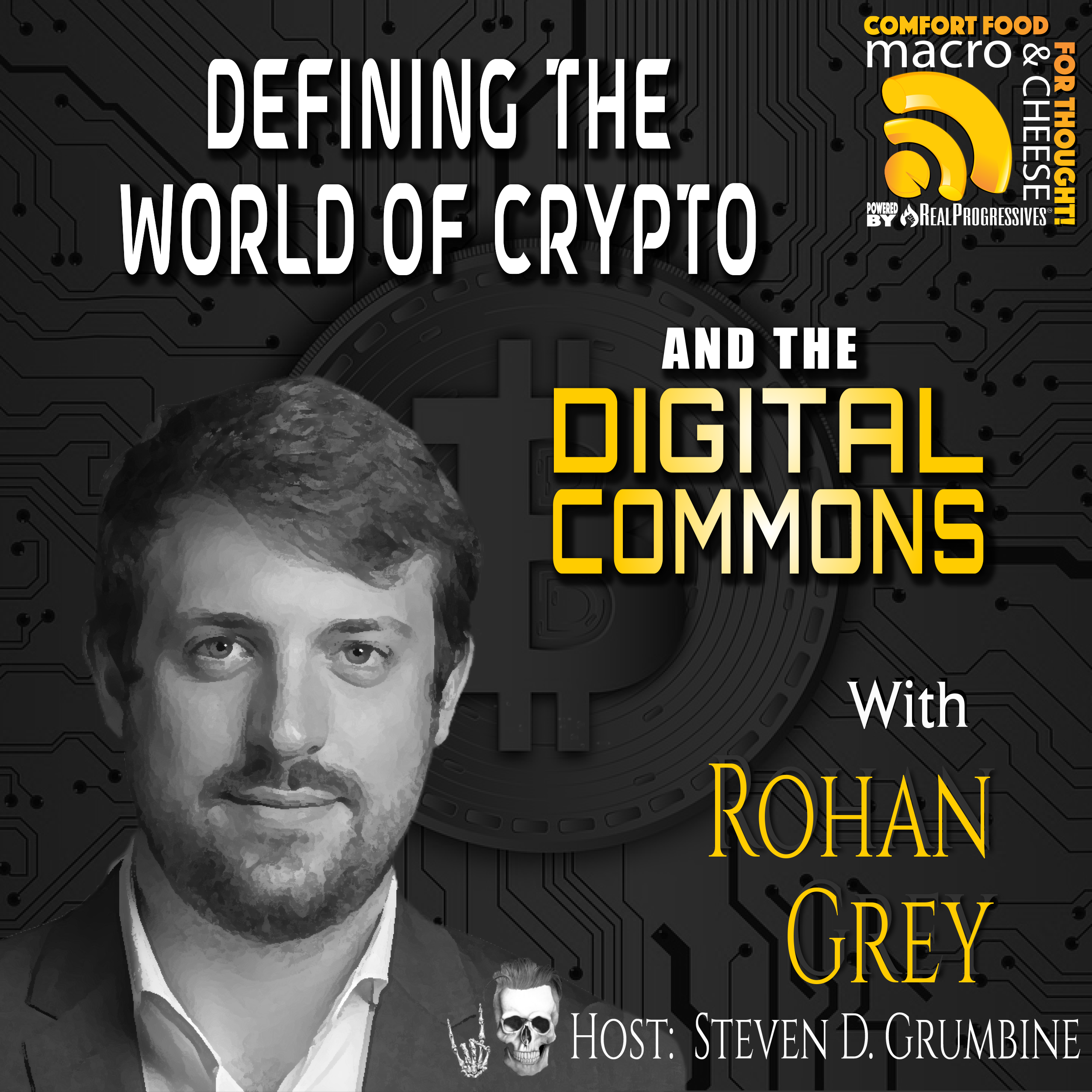 Defining the World of Crypto and the Digital Commons with Rohan Grey