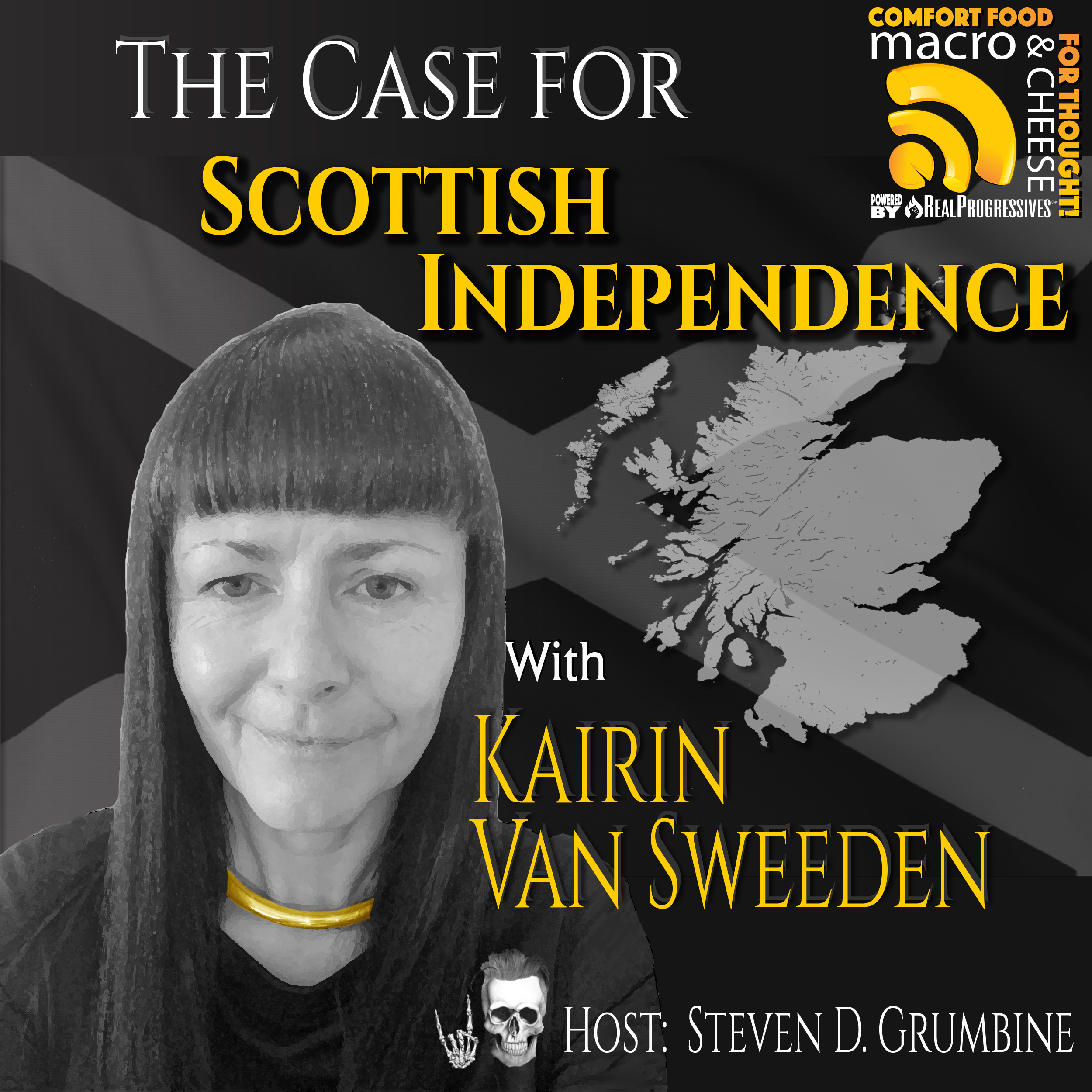 The Case for Scottish Independence with Kairin Van Sweeden