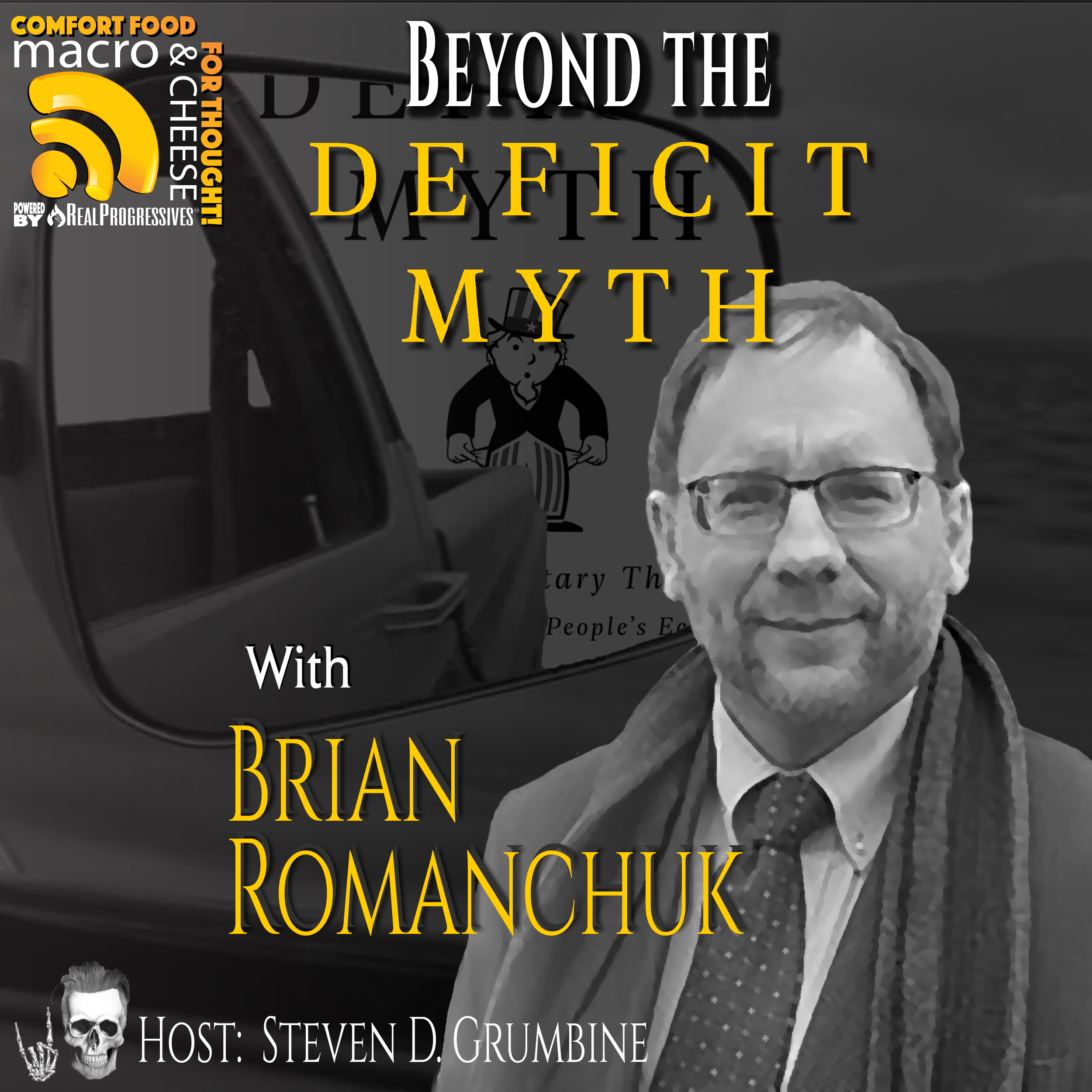 Beyond the Deficit Myth with Brian Romanchuk