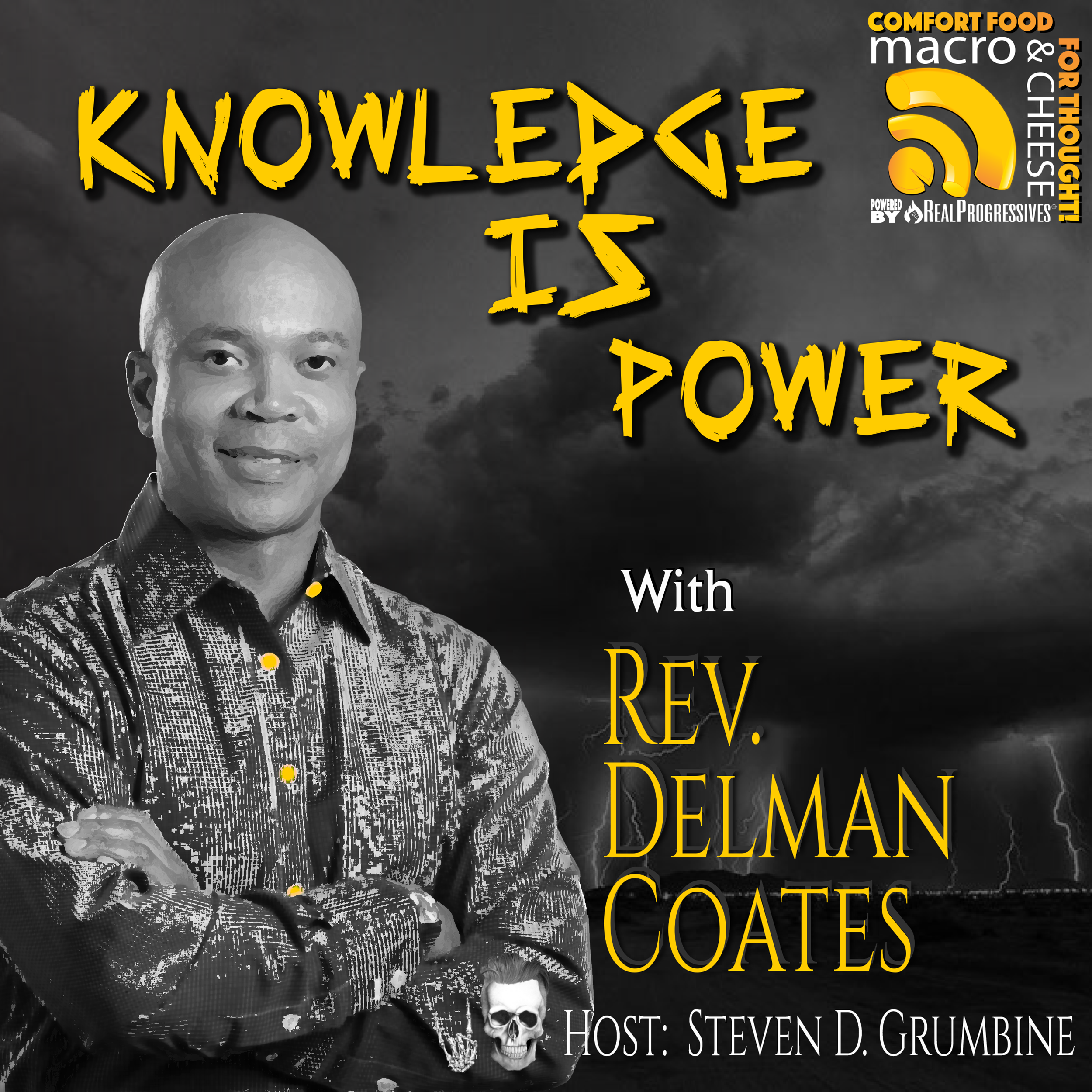 Knowledge is Power with Rev. Delman Coates