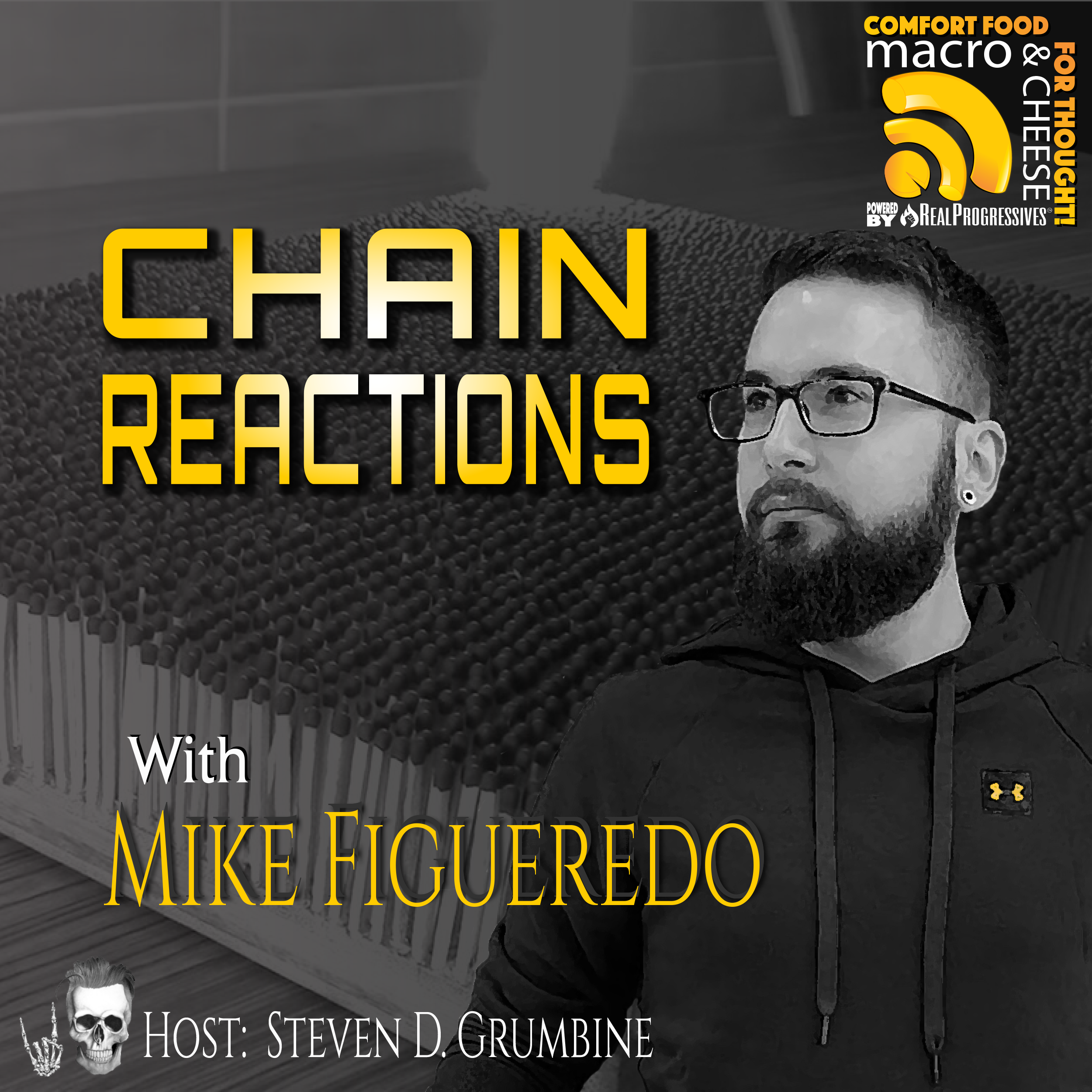 Chain Reactions with Mike Figueredo