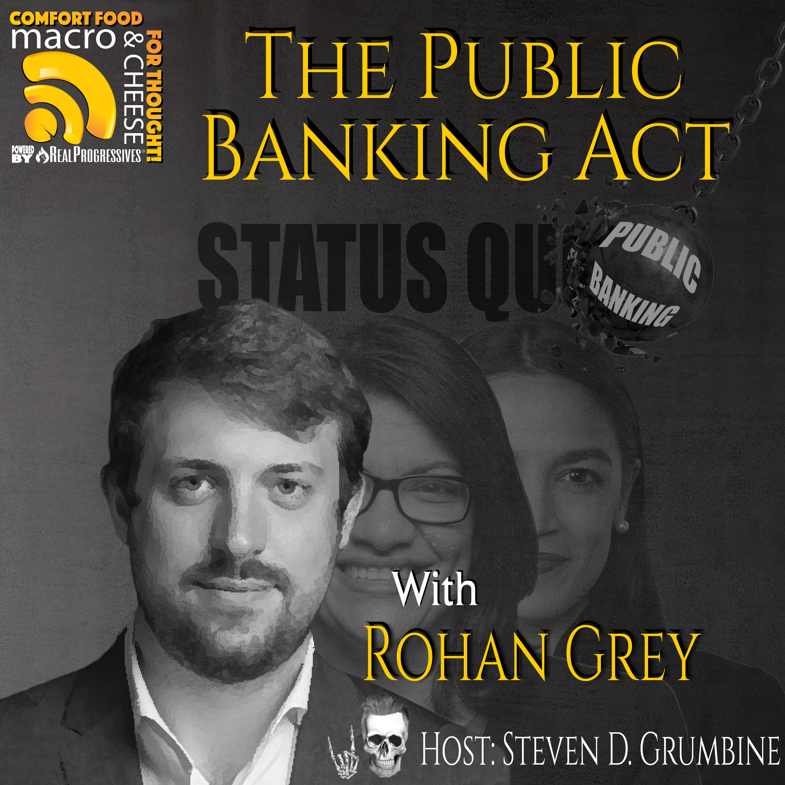 The Public Banking Act with Rohan Grey