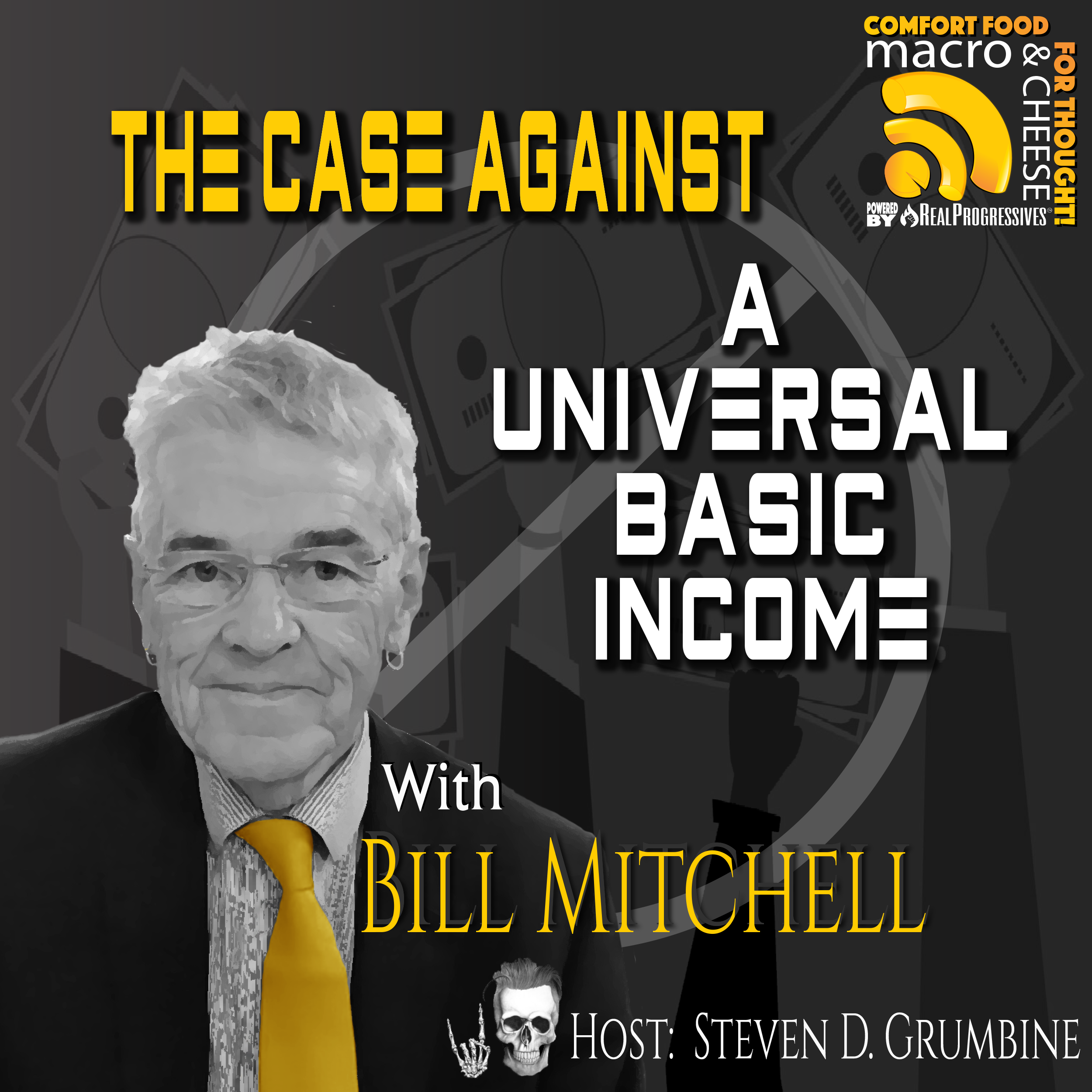 The Case Against a Universal Basic Income with Bill Mitchell