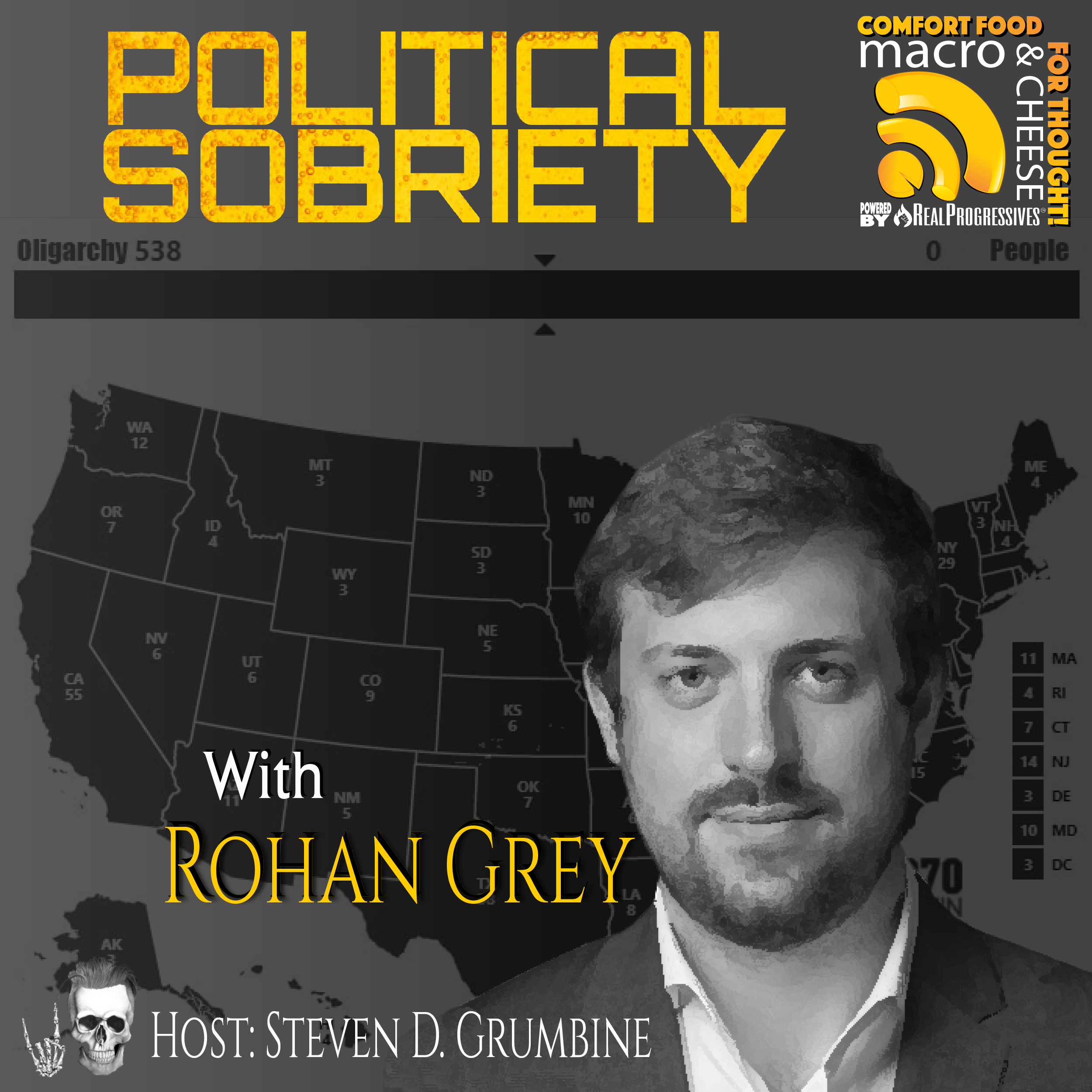 Political Sobriety with Rohan Grey