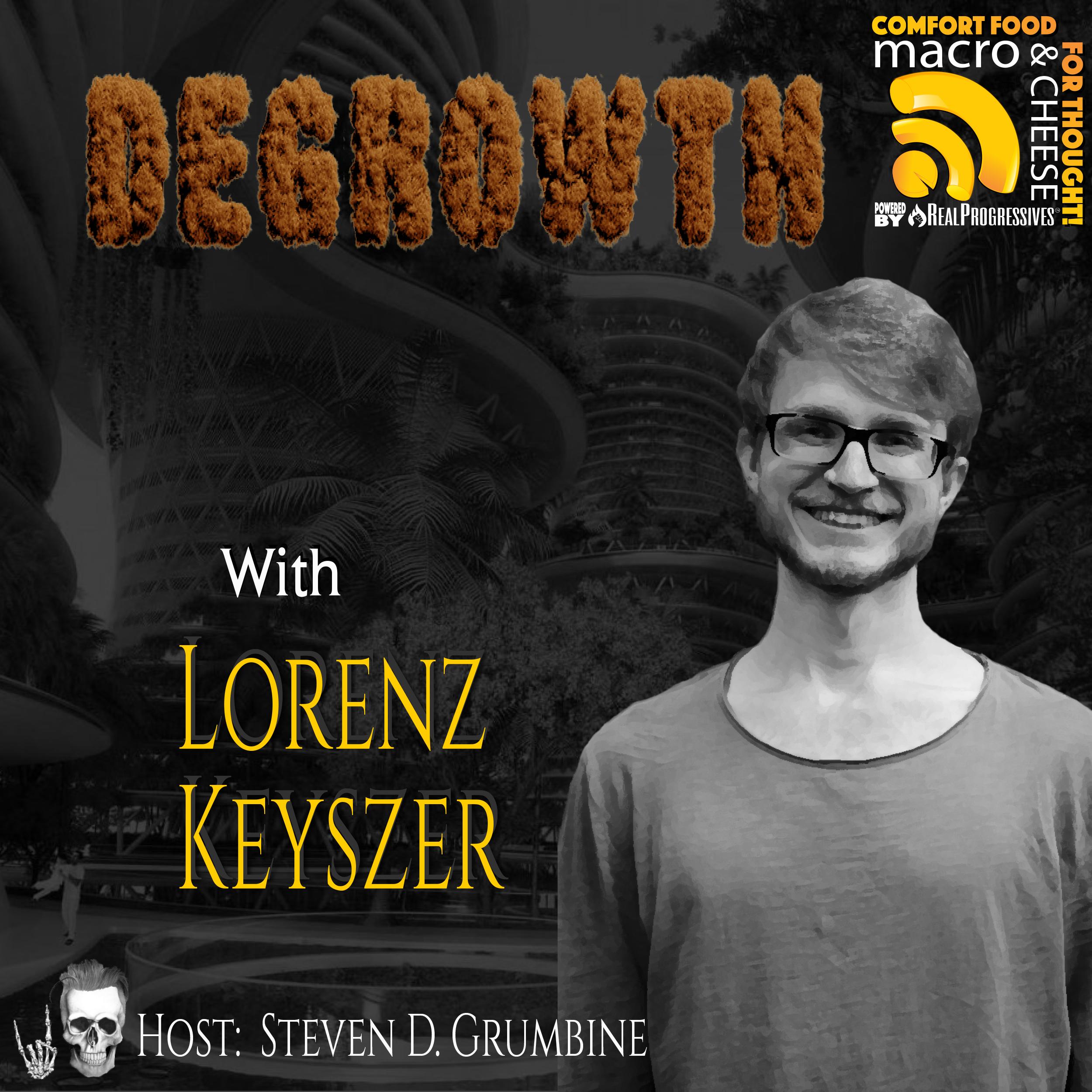 Degrowth with Lorenz Keyszer
