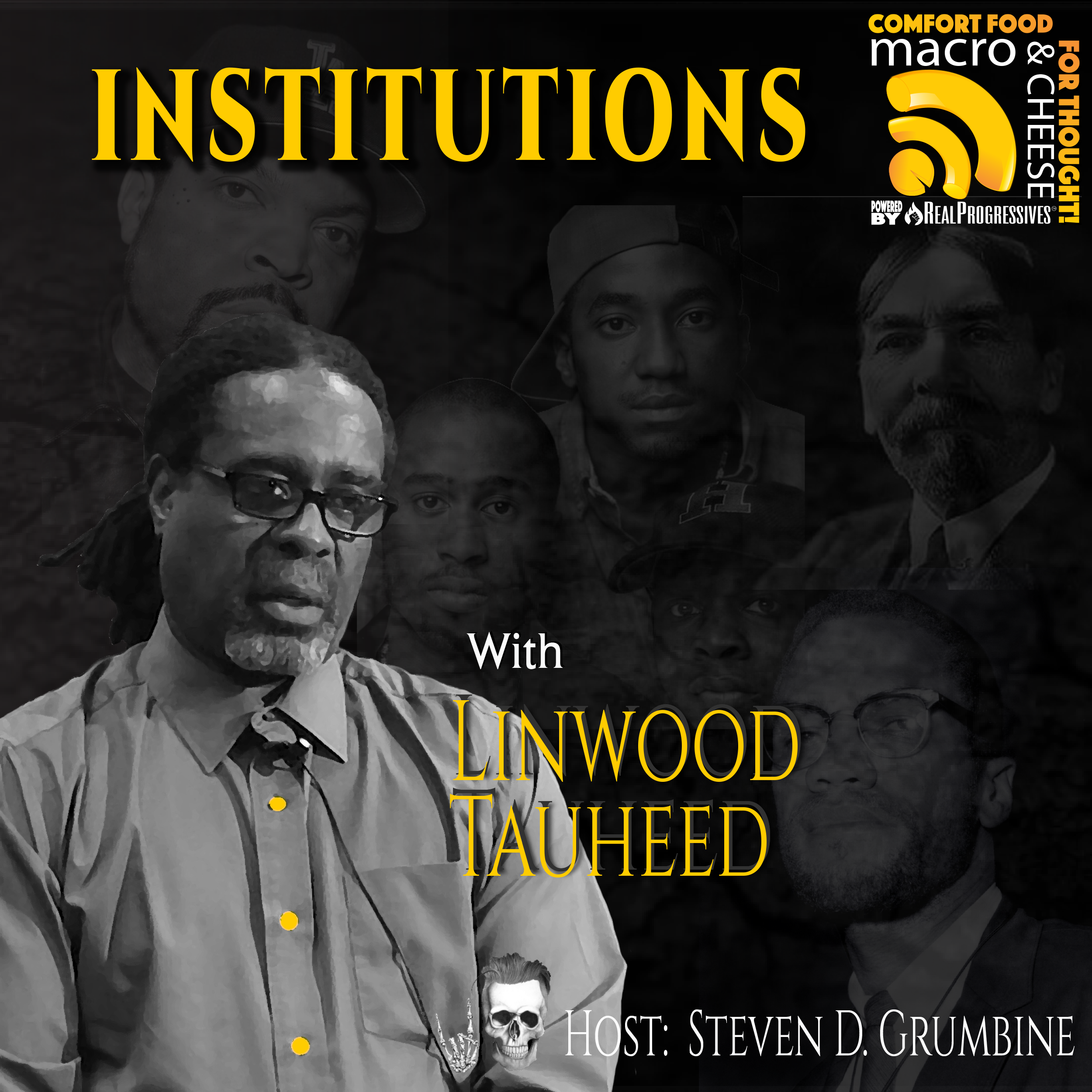 Institutions with Linwood Tauheed