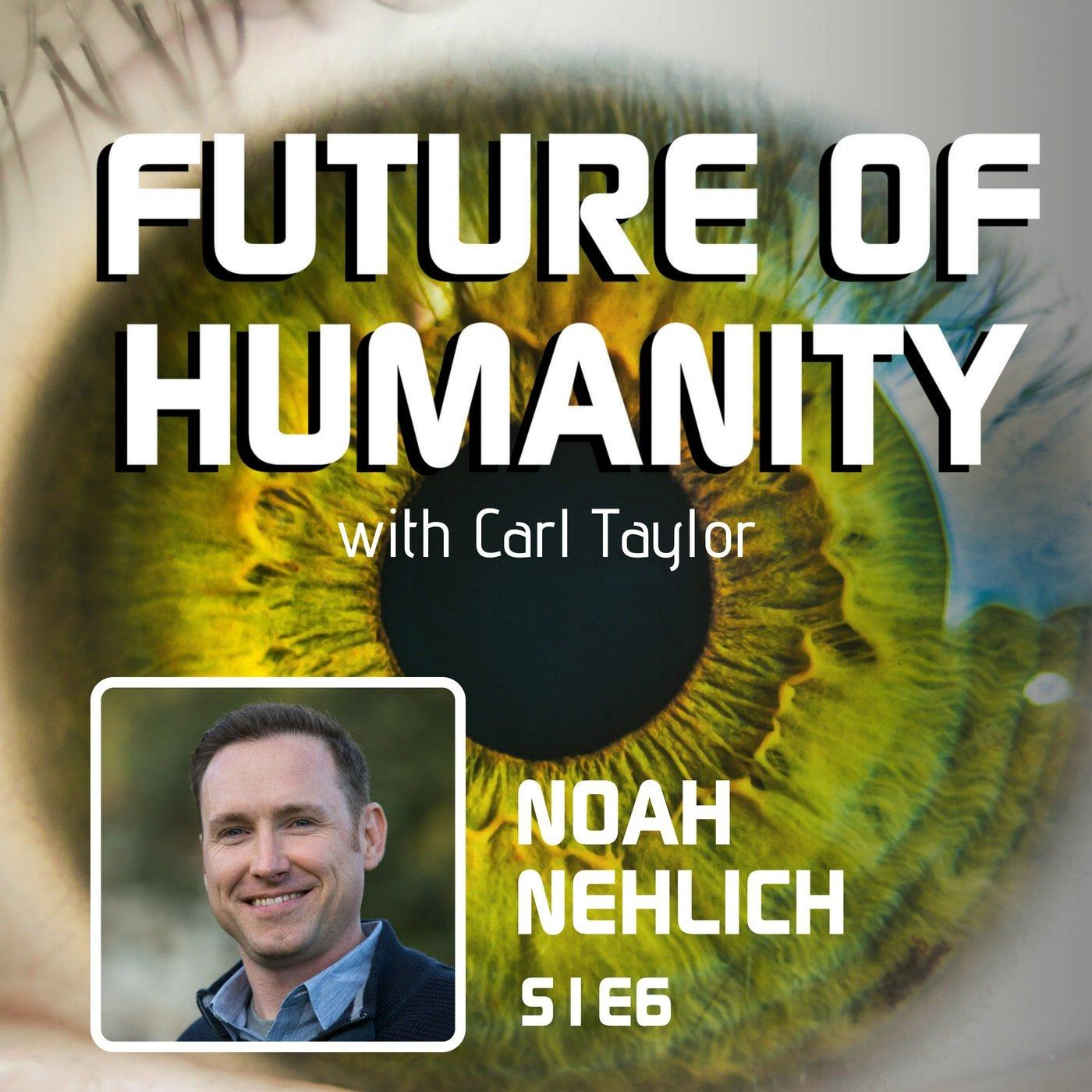 Swimming Pools, Augmented Reality, and the Future of VR and AR with Noah Nehlich - Episode 6