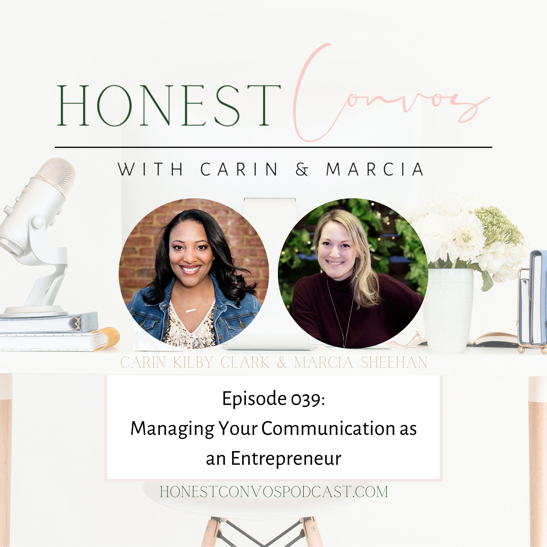 Managing Your Communication as an Entrepreneur