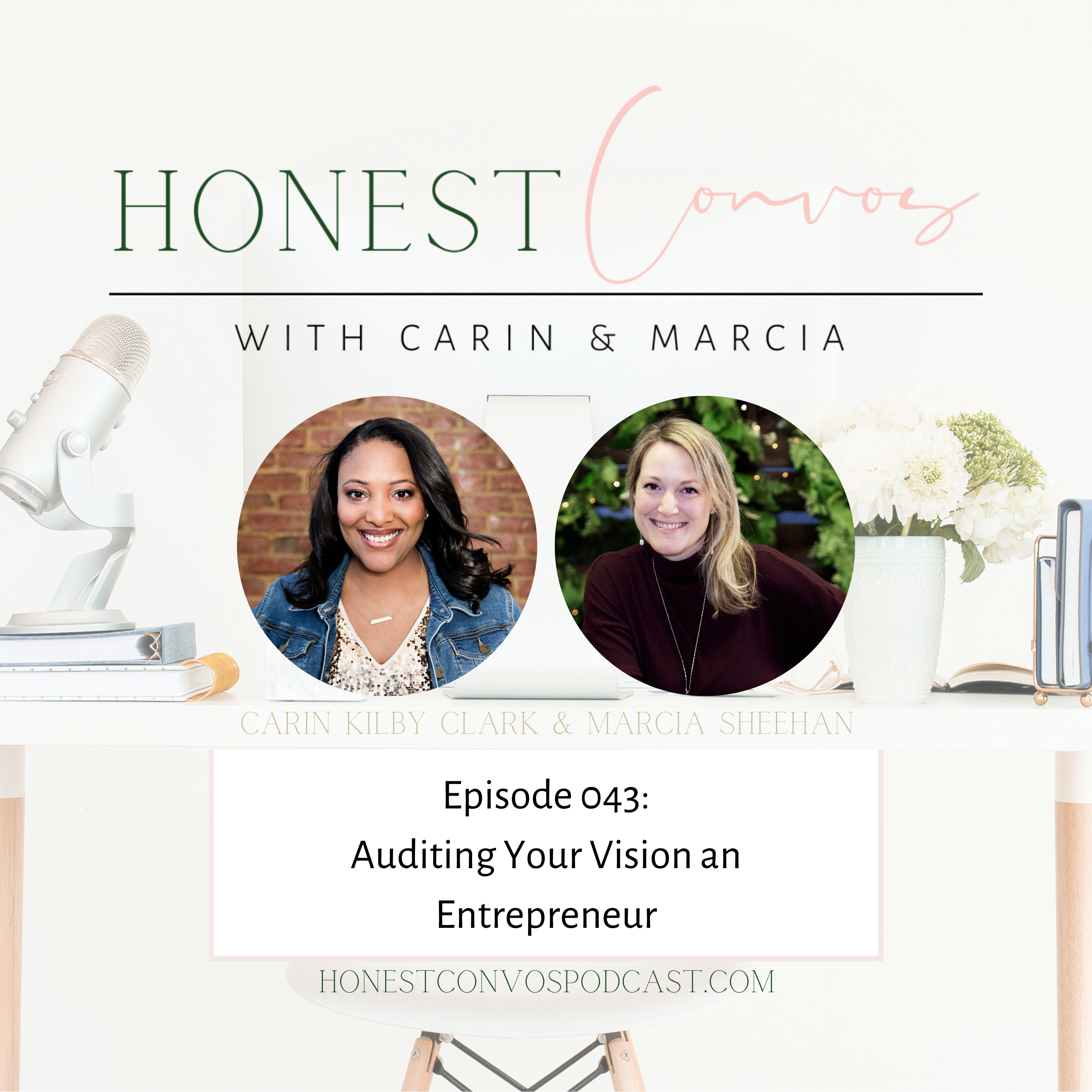 Auditing Your Vision as an Entrepreneur