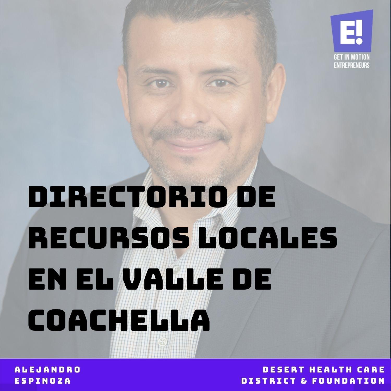 ¿El Mejor Directorio de Recursos Locales en el Valle de Coachella?