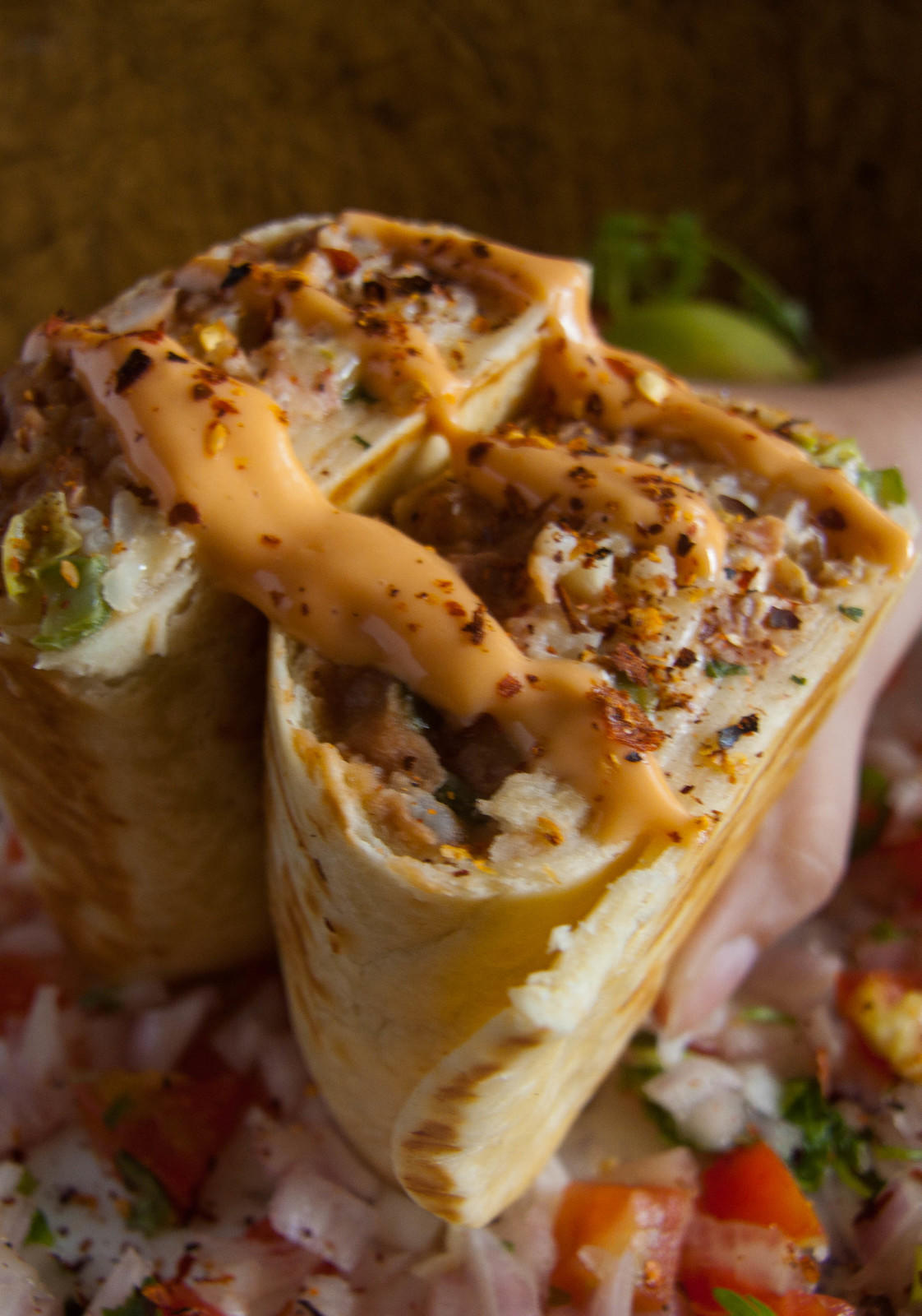 136: How to Make Indian Style Burrito Recipe